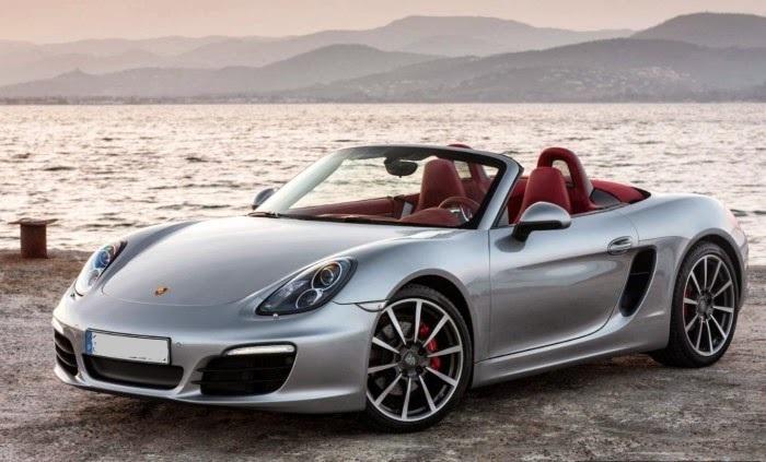 Porsche rental