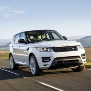 range rover rental
