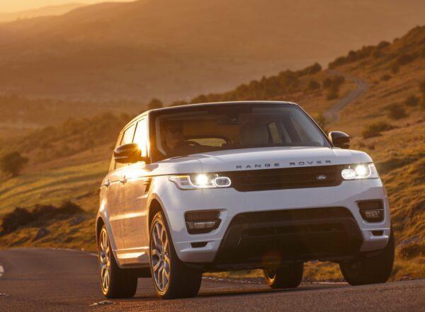 range rover sport rental cape town