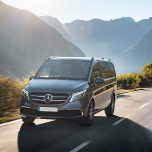 mercedes vclass hire cape town