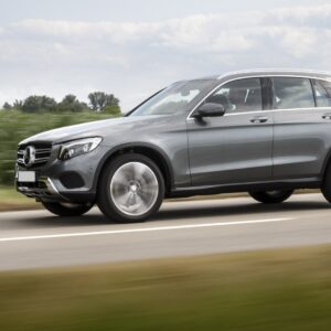 mercedes suv hire