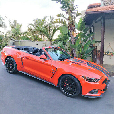 Ford Mustang Rental Cape Town