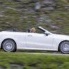 convertible mercedes eclass rental