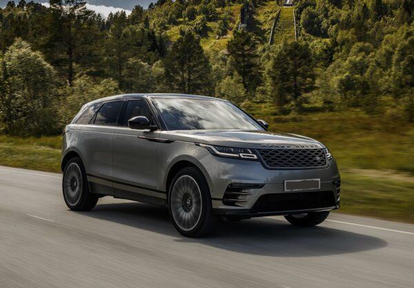 Cape Town Range Rover Velar Rental